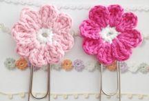 Small Crochet Items / Motifs, xmas decs, etc