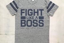 How to Fight Like A Boss / This is the kind of fight that inspires positive action. To move past the struggles in life. To be strong, courageous, kind, cheerful, brave... You name it! To be the best we can be, we need to fight like a boss. Here's how...