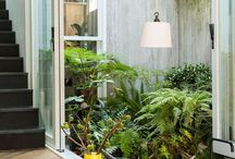 Courtyards & Greens