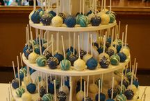 Cake Pop Ideas Extravaganza! / Yummy, creative & beautiful cake pop design ideas for your party and events. #cakepops #cakepopideas  / by Seshalyn's Party Ideas