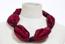 Handmade Jewelry / Handmade embroidered jewelry / by Paolo Zaccheo
