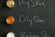 My beautiful skin