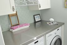 Future Laundry Room Ideas / by Meghan Lewis