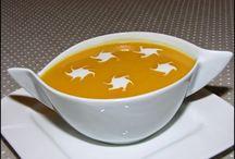 idées  de soupes