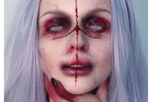 Horror Makeup and Costume
