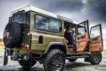 Land Rover Mods