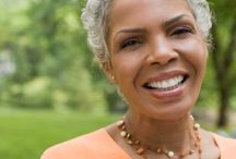 Gray Hairstyles Pictures - Gray Hair on Black Women
