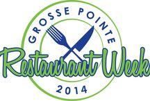 Grosse Pointe Restaurant Week 2014