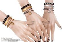 ts4 cc Women Bracelet