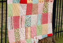 Quilt - Squares / by Pikaka