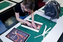 Graphic Arts Program / Graphic Arts Specialized Associate Degree Program at South Hills