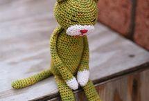 TOYS crochet & knitting