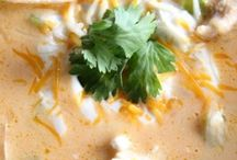 Soups & Stews / Yummy, comforting soup & stew recipes!