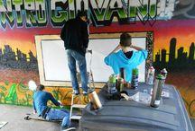 CORSI DI STREET ART by SGRE / street art