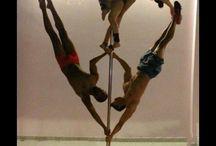 Pole routine