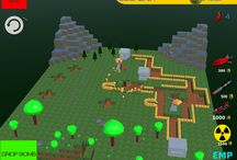 Minecraft style game with total destruction - Blocky Bomb / Ready for the total destruction of Blocky Bomb? This game is inspired by the popular game Minecraft, but this time a player's task is not to build the blocky world but its destruction.  Do not wait, start destroy Minecraft world! https://play.google.com/store/apps/details?id=com.LollipopTank.BlockyBombApocalypse