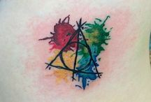 Nerdy Tattoos / I might get some of these!