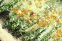Vegetable recipes / by Ashley Peeples Fondren