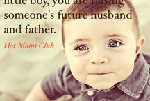 Quotes about boys for mums