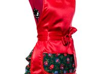 Aprons ♥ Aprons / High fashion in your kitchen!!!