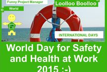 Loolloo Boolloo Safety and Health Day