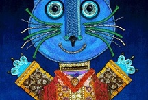 Art Cats / by Linda Weaver