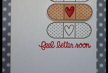 Cards - Get Well / by Carollee Washington