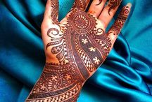 Mehndi Latest Designs / know about the latest Mehndi Desgins..!!