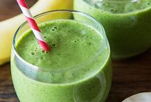 Quench Your Thirst! / Teas, smoothies, and juice!