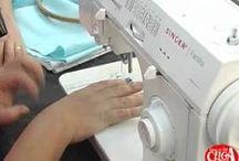 Costura / bordado em máquina