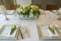 Centrepieces / Wedding