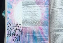 Bible Journaling - Acts
