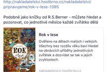 Knihy pro Maxika