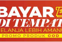 Promo Lazada / Info promo belanja online di situs terpercaya lazada