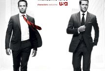 Suits / USA network's Suits has been one of my favorite series since its premiere.