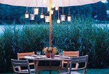 Outdoor Spaces / by Mollie Harper