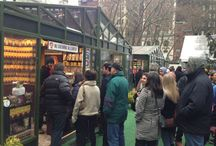 Holiday Markets / No Chewing Allowed & The Holiday Market Shops in NYC http://www.nochewingallowed.com/ourlocations/
