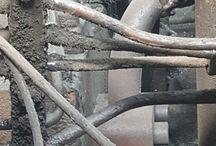 kaynaksız torna ve freze de basınç boru bağlantı takozu