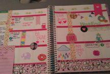 Erin Condren Life Planner / by Alisha Thompson