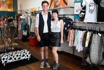 Perth shops / by Megan Nielsen