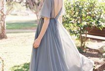 Bridesmaid dresses / Bridesmaid dresses