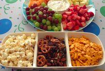 snacks / by sally skeels