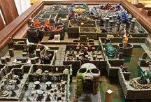 Gaming Tables / DIY Plans