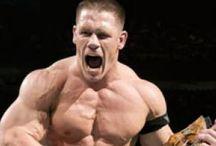 WWE / by Rebecca Pena