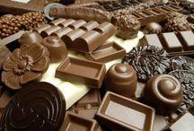 Chocolate :) / I love all kind of chocolate!