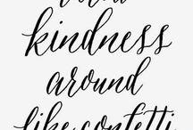 Favorite Quotes / Inspiring quotes that we love!