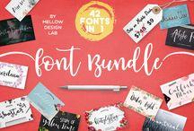 Font deals