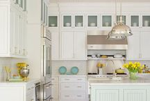 Fabulous Kitchens / Kitchen Ideas that I love! / by Brandy Harp