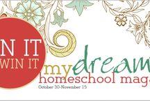 """My Dream """"Homeschool Magazine"""""""