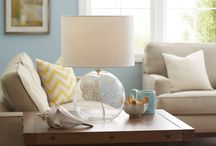 Vignettes / Various ideas to help make your home shine ~ / by Nancy Hood